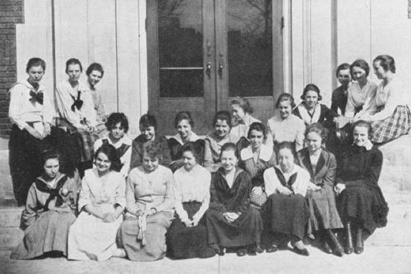 Brazil Glee Club 1918