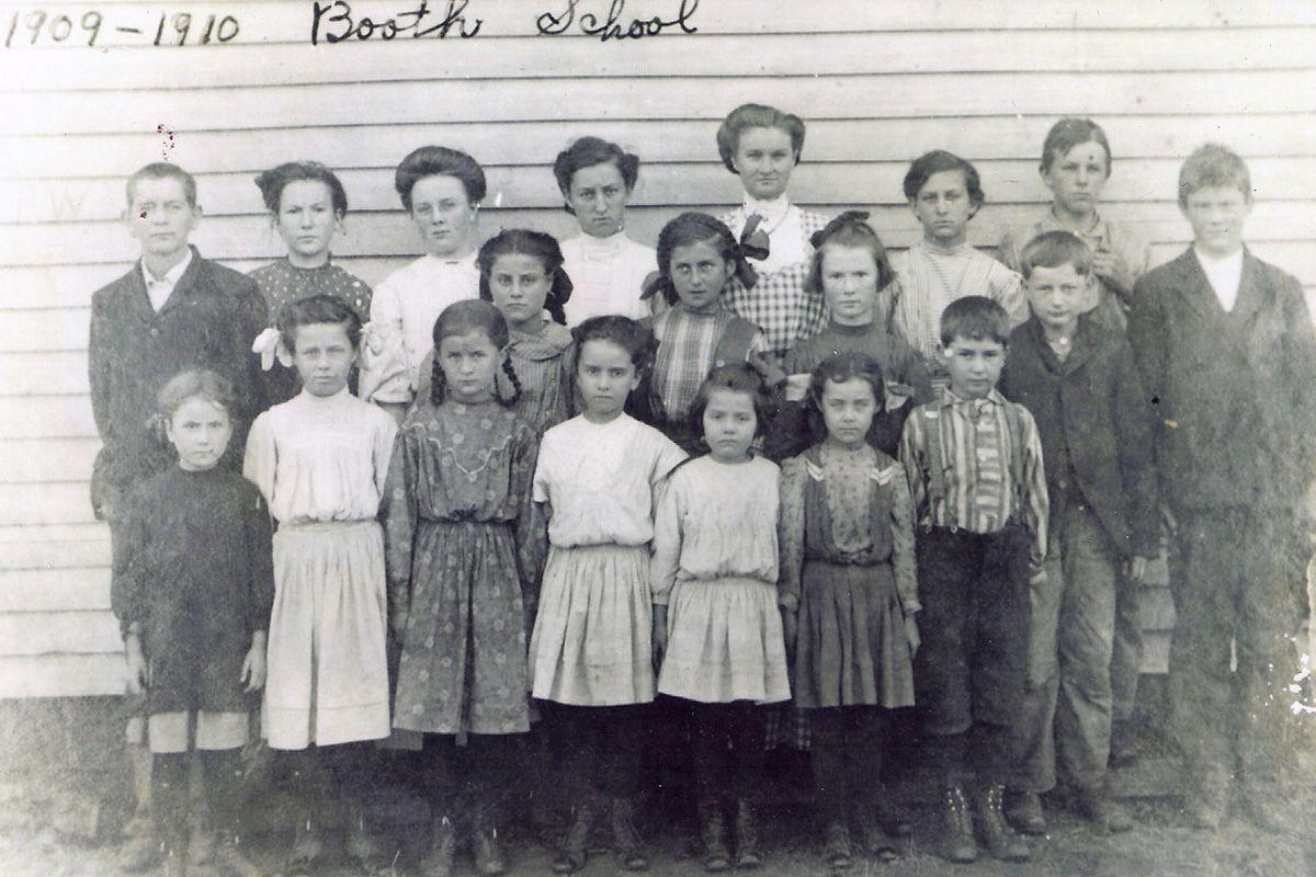 BoothSchool 1909-1910