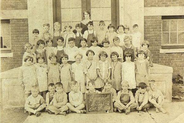 Cory School 1926