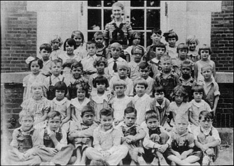 Bowling Green School 1935