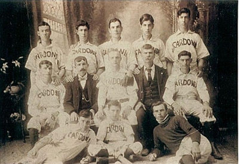 Cardonia Ball Team