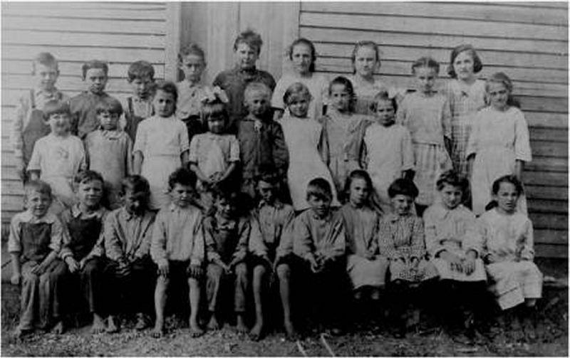 Cherokee School 1922