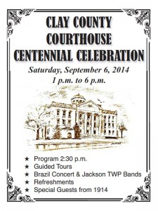 Clay County Courthouse Celebration