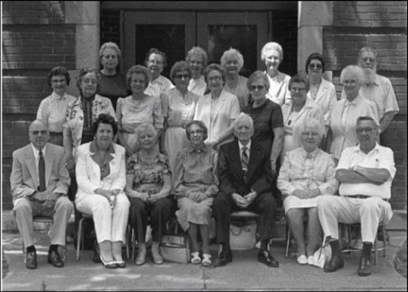 Retired Clay City Teachers
