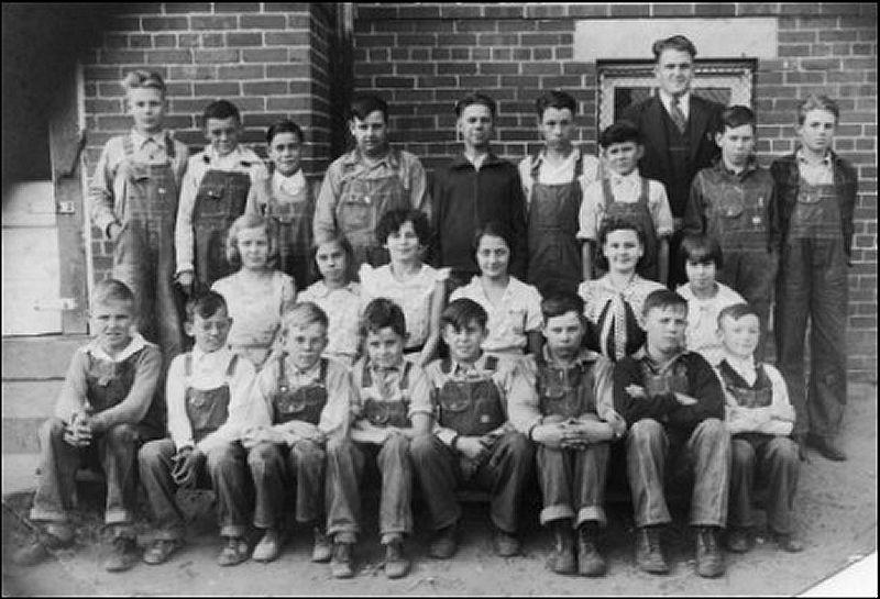 Union School 1933-1934