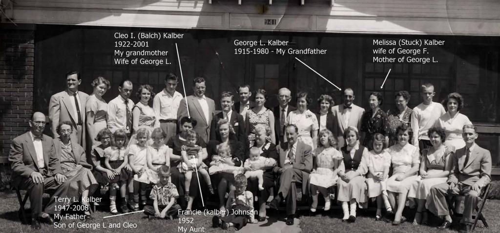 Kalber Family Genealogy
