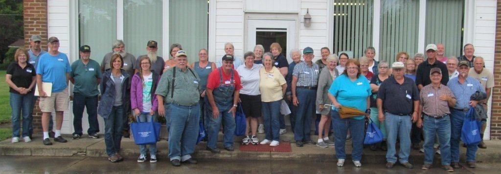 2016 Center Point Cemetery Workshop Participants